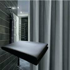 light gray ruffle shower curtain grey ombre dark clearance l new bathrooms scenic