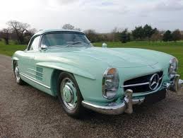 Matching numbers withfitted luggage, books, and tools this classically dressed 300sl. 1963 Mercedes Benz 300sl For Sale 2377888 Hemmings Motor News