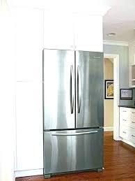 refrigerator storage cabinet above refrigerator storage cabinets around fridge kitchen cabinet fridge best refrigerator cabinet ideas