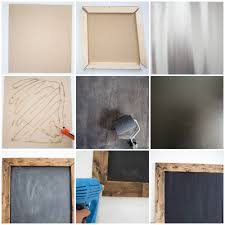 Chalkboard Diy Magnetic Chalkboard At Home A Blog By Joanna Gaines