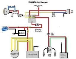 xs650 custom wiring diagram the wiring diagram xs650 wiring diagram chopper xs650 car wiring diagram wiring diagram