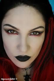 goth eye makeup photo 1
