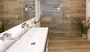modern faux wood tile bathroom popular austin bath redesign 101 throughout modern 41 cool and eye