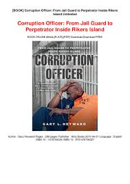 The Non Designer S Presentation Book Pdf Download Book Corruption Officer From Jail Guard To Perpetrator