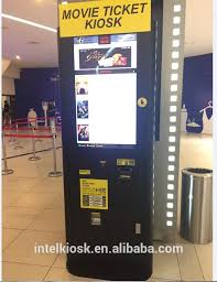 Movie Vending Machine Amazing Self Service Ticket Vending Kiosk Machine Movie Ticket Kiosk Buy