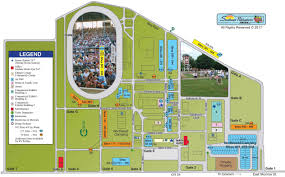 elkhart county 4 h fairgrounds site map
