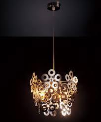 modern style aluminum lamp material decorative chandelier pendant lamp