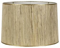15 drum lamp shade linen shades with textured woven fabrics 18 house