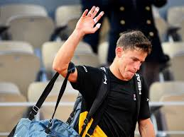 He has won three atp singles titles. French Open 2020 Beating Big Three At Slams Tougher Feels Diego Schwartzman Tennis News Times Of India