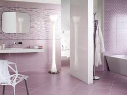 Functional  Stylish Bathroom Tile Ideas - Modern bathroom shelving
