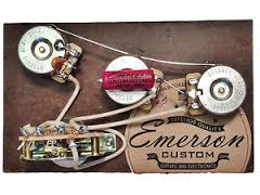 emerson way k stratocaster prewired guitar wiring harness image is loading emerson 5 way 500k stratocaster prewired guitar wiring
