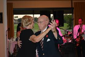 In honor of our veterans - Audrey Riley and Navy veteran John Riley dance  during the Veterans Day Dinner & Dance on Wednesday night at Tara Golf &  Country Club. | Your Observer