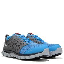 reebok work shoes. reebok work men\u0027s subtile cushion medium/wide alloy toe sneaker shoe shoes k