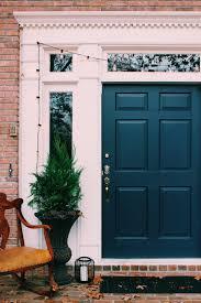 The Sourced Home: $6 Door Hack & Christmas Decor
