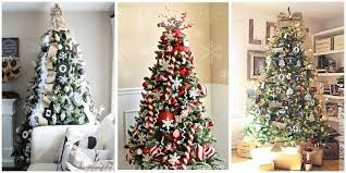 New Year Card  Christmas Tree With Gifts  Christmas And New Year New Christmas Tree