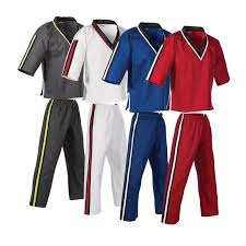 Century Martial Arts Uniform Size Chart Pullover Program Uniform 7 Oz Level 2 By Century Karate