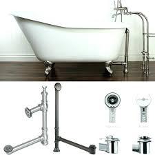 bathtub drain superb bath faucets at shower bathroom inspirations drain kit
