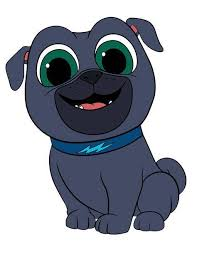 Puppy Dog Pals Bingo And Rolly Disney Junior Svg Files Cute