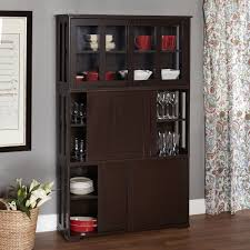 Living Room Cabinet With Doors Living Room Storage Cabinets With Doors Plus Two Doors Light Brown