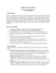 resume examples sample resume mental health counselor sample sample public health resume