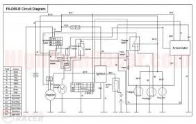 chinese atv wiring diagram cc wiring diagrams baja 50cc atv wiring diagram image about