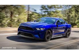 2018 Mustang Bullitt Concept - Newscar2017