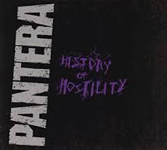 <b>Pantera</b> - <b>History</b> Of Hostility - Amazon.com Music