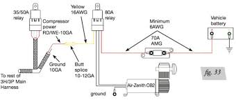 how to install air lift performance 3p 1 4 in air line 4 gallon 4 the keypad on the 3h 3p display can be rotated for horizontal applications but it must not be rotated so that the keypad is above the screen fig 34