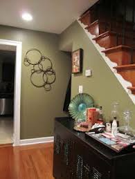 painting ideas green accent wall. benjamin moore - cleveland green my living room accent wall painting ideas