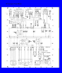 vanagon ac wiring diagram 87 vanagon schematics flashers wiper heater fuse panel