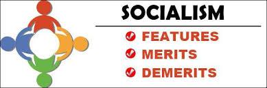 socialist economy socialism features merits demerits