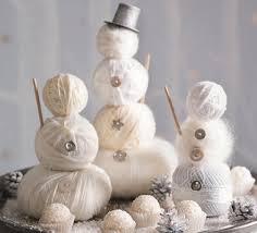 creative homemade christmas decorations. White Christmas Decoration Ideas, Theme, How To Make Homemade Decorations, Creative Decorations N