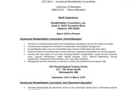 psychologist cover letter sample x vocational counselor resume vocational counselor resume