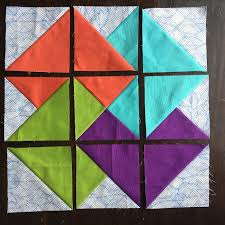 Card Trick Quilt Pattern Adorable How To Sew A Classic Card Trick Quilt Block