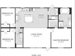 3 bedroom floor plans. Delighful Floor New 2852 3 Bedroom 2 Bath With An Open Layout To Floor Plans D