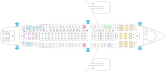Airbus A310 Seating Chart Air Transat Airbus A310 300 Seating Chart Sata Seat Map Sata Air Açores