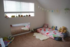 Summer Play House Montessori Toddler Room