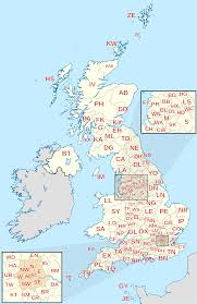 Postcodes In The United Kingdom Wikipedia