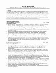 It Consultant Resume Example 24 Awesome Consulting Resume Examples Resume Cover Letter Ideas 24