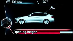 BMW 3 Series bmw 3 series height : Tailgate Height Adjustment :: BMW General Features :: Sam Leman ...