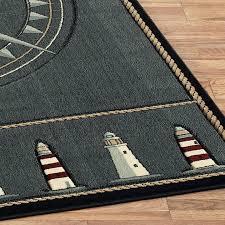 themed area rugs coastal decor area rugs