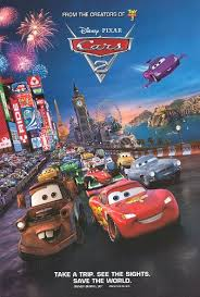 cars 2 the movie cover.  Cars CARS 2 MOVIE POSTER Sided ORIGINAL INTL Ver B 27x40 OWEN WILSON Intended Cars The Movie Cover R