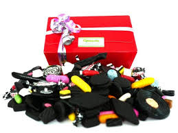 a fabulous quality ortment of delicious liquorice sweets