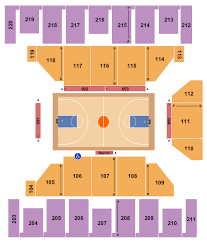 Illinois Basketball Seating Chart Show Me Center Seating Chart Cape Girardeau