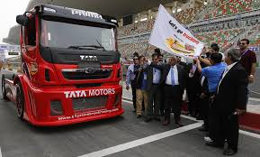 entering season 4 of the t1 prima truck racing chionship tata motors today hosted qualifying sessions for all three categories of the chionship