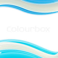 blue and white background design. Simple Design Wavy Blue And White Glossy Bright Design Template Background  Stock Photo  Colourbox Intended Blue And White Background Design U
