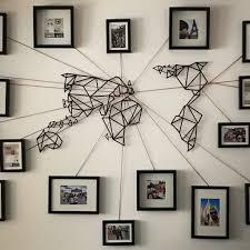 world map metal wall pic of art unavocecr com