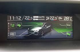 2018 subaru navigation. contemporary 2018 the interior digital info screen in the 2018 subaru crosstrek throughout subaru navigation i