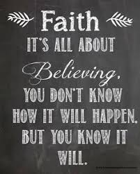 Faith Quotes on Pinterest | Bible Quotes, Faith and Money Quotes via Relatably.com