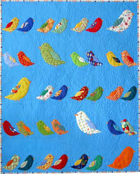 Let Your Imagination Fly Away With These Bird Quilt Patterns ... & Let Your Imagination Fly Away With These Bird Quilt Patterns Adamdwight.com